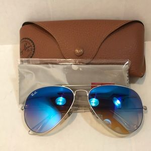 Authentic! Rare! Ray-Ban Large Aviator Sunglasses